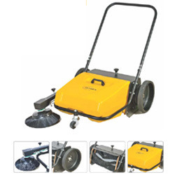 Manual Sweeper 40Ltr Heavy Duty Machine