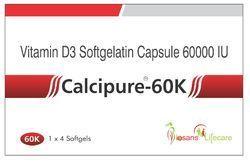 Vitamin D3 Softgelatin Capsules