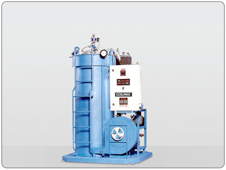 Coil Type Boiler - FO LDO Gas Fired Boiler Manufacturer from Thane