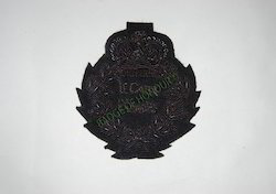 Leather Polo Blazer Badge