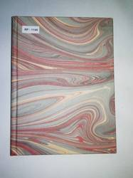 Marbled Paper Diary