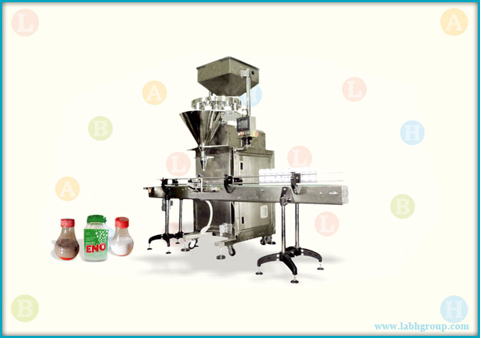 Automatic Bottle Filling Line with Cup Filler