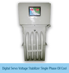 Single Phase Oil Cool Stabilizer