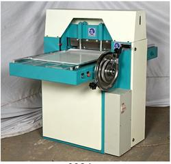 Cloth Sample Swatch Cutting Machine