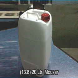 HDPE Large Mouser Can