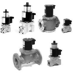 Electrogas safety solenoid valves