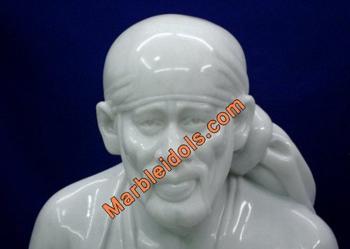 Lord Sai Baba Marble Statues