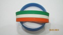 Tri Color Wristband
