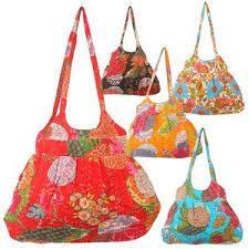 Fancy Kantha Hobo Bags