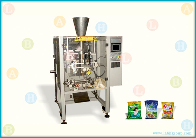 Automatic Vertical Pouch Packing Machine