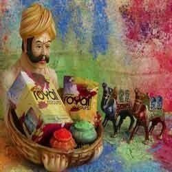 Men Holi Colour Gift Hampers