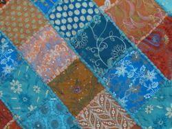 Patchwork Kantha Cushions