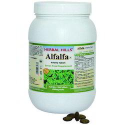 Alfalfa for Cholesterol Control