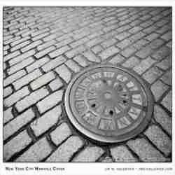 Concrete Circular Manhole Cover