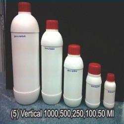 Plastic Cylindrical Bottle
