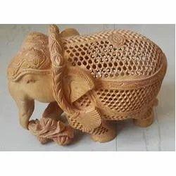 Undercut Carving Elephant