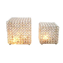 Crystal Candle Cubes