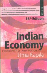 Indian Economy: Performance And Policies