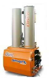 Dual Smart Dry Suction System for Dental Unit