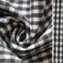 Geometrical Check Fabric