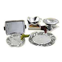 Aluminum Bowls and Fruit Trays  sc 1 st  White Daisy & Aluminum Tableware - Aluminum Serving Trays Manufacturer from Moradabad