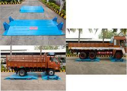 mobile weighbridge without civil works
