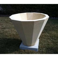 Faceted Container
