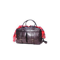 Ladies Leather Hanging Bag