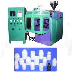 hdpe bottle making machine