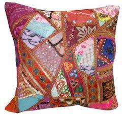 Old Patch Work Cushion Covers