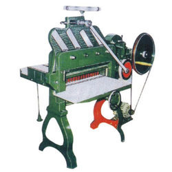 motorized paper cutting machine