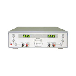Dual Power Supply with Automatic Overload Protection