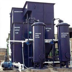 Institutional Sewage Treatment Plant