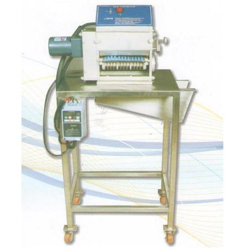 De Blister Semi Automatic Machine