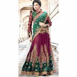 Grand Look Designer Lehenga
