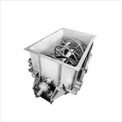 Heating Ribbon Blender
