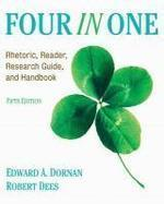four in one rhetoric reader research guide and handbook