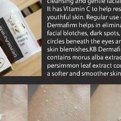 Kb Dermafirm Vitamin C Peeling Gel