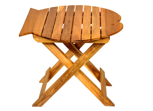 Awesome Monterey Fish Shaped Outdoor Table