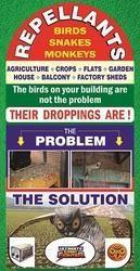 Bird Rodent Rats And Pigeons Repellents