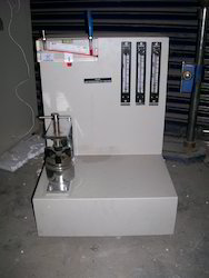 Air Permeability Tester Manometer Type