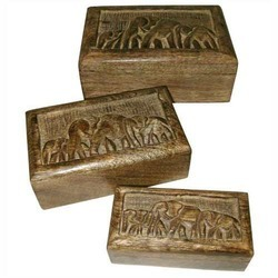 Traditional Wooden Box