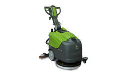 CT45:Scrubber Driers