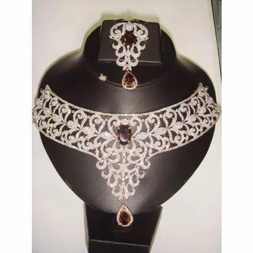 American Diamonds Jewelry Modern American Diamonds Wedding