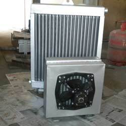 Oil Cooler Hydraulic Press
