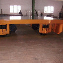 Electrically Operated Transfer Trolley