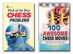 Chess Problems & 100 Awesome Moves Puzzle Book