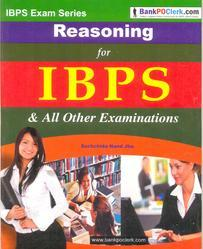 Reasoning for IBPS Competition Book