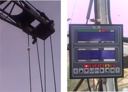 Total Movement Indicator for Hammer Head Cranes