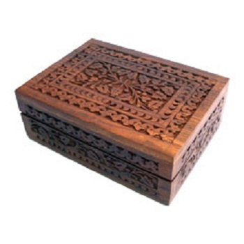 Carved Boxes Carved Wooden Boxes Exporter From Mumbai Cool Decorative Wooden Boxes With Lids